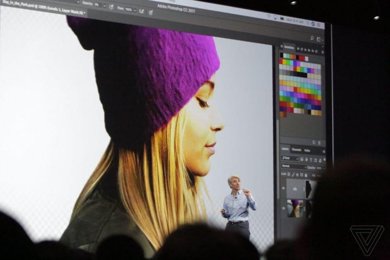 Apple представила новейшую настольную операционку macOS High Sierra