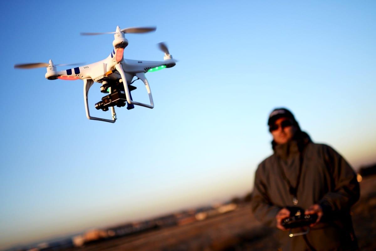 С5июля запуск незарегистрированного дрона угрожает штрафом