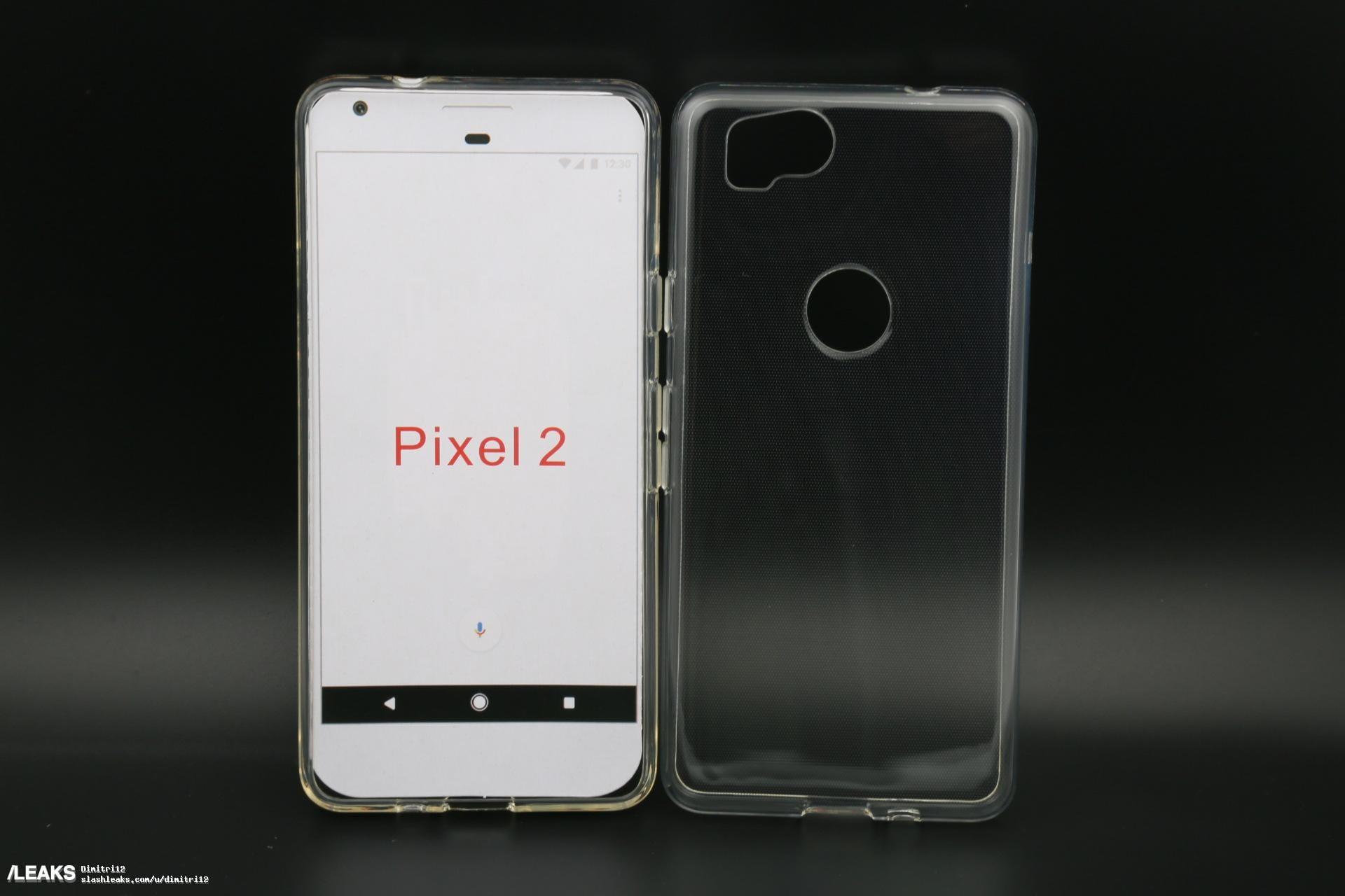 Вweb-сети  появились рендеры Google PixelXL 2