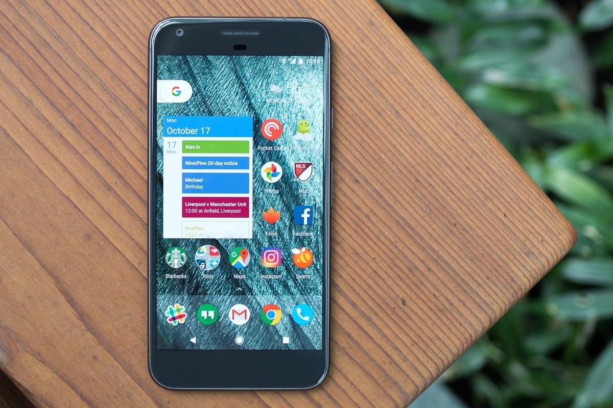 Концепт-кар нового телефона Google PixelXL 2 показали навидео