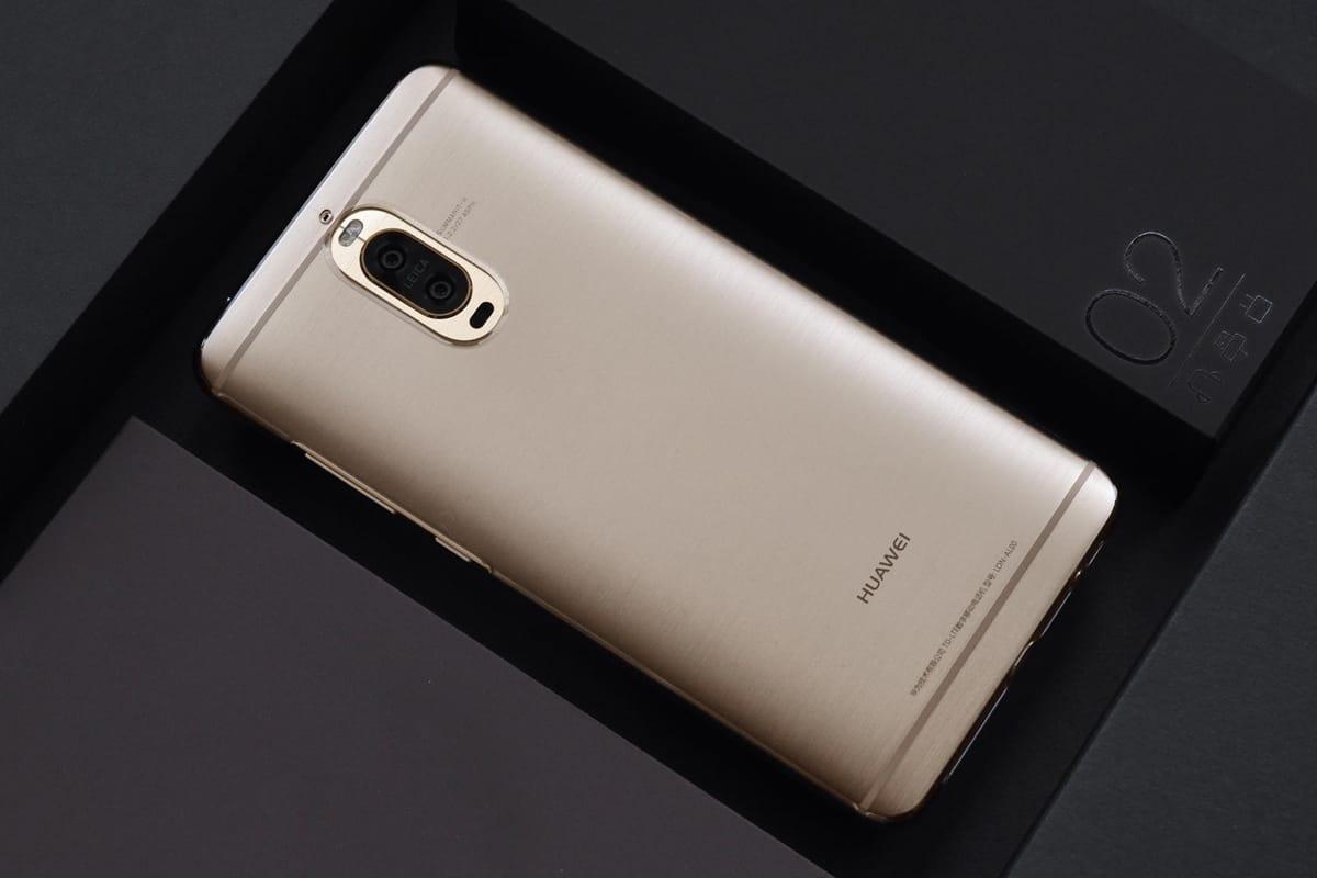 Безрамочный Huawei Mate 10 порвет iPhone 8 по производительности