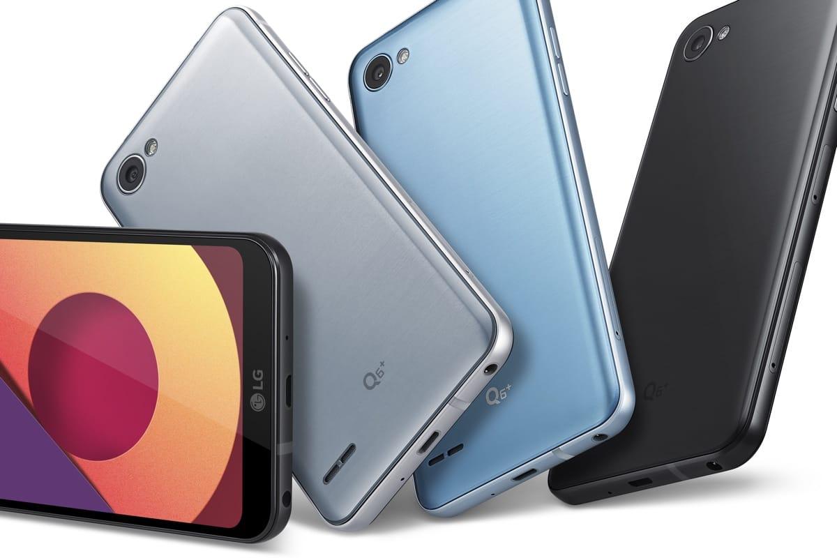 LGQ6, LGQ6+ иLG Q6a представлены официально