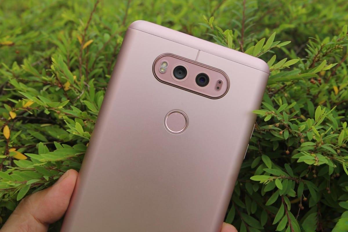 АнонсLG Q8— новый смартфон, ставший уменьшенной версиейLG V20