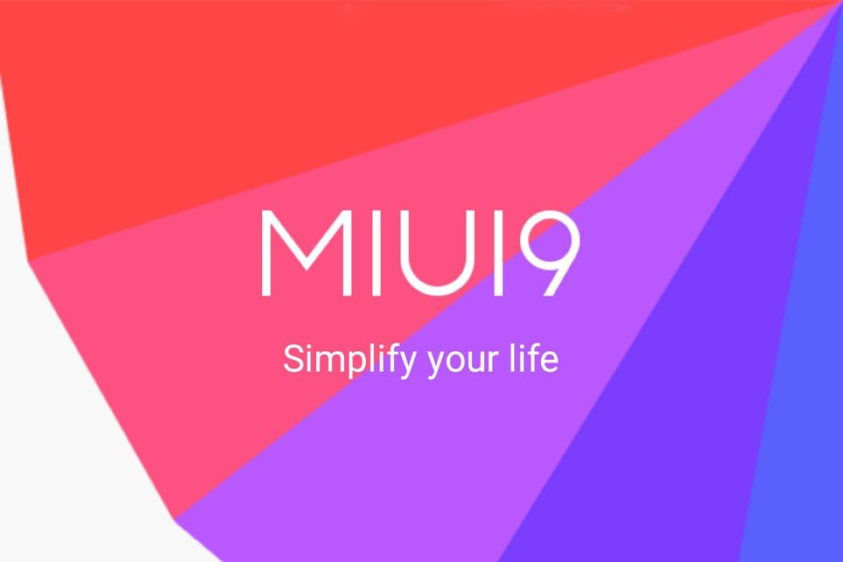 Снимок экрана MIUI 9 и ориентировочная дата выхода прошивки