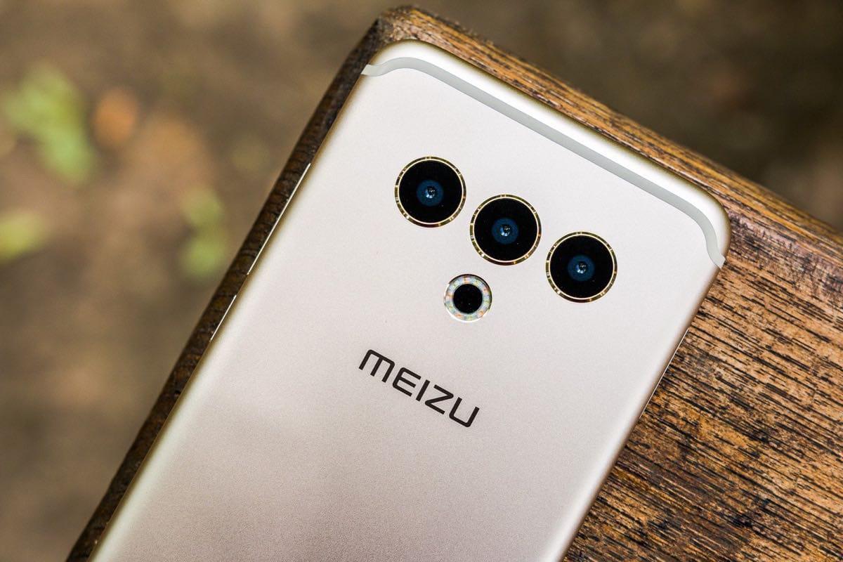 Названа дата выхода телефона  Meizu с 2-мя  экранами