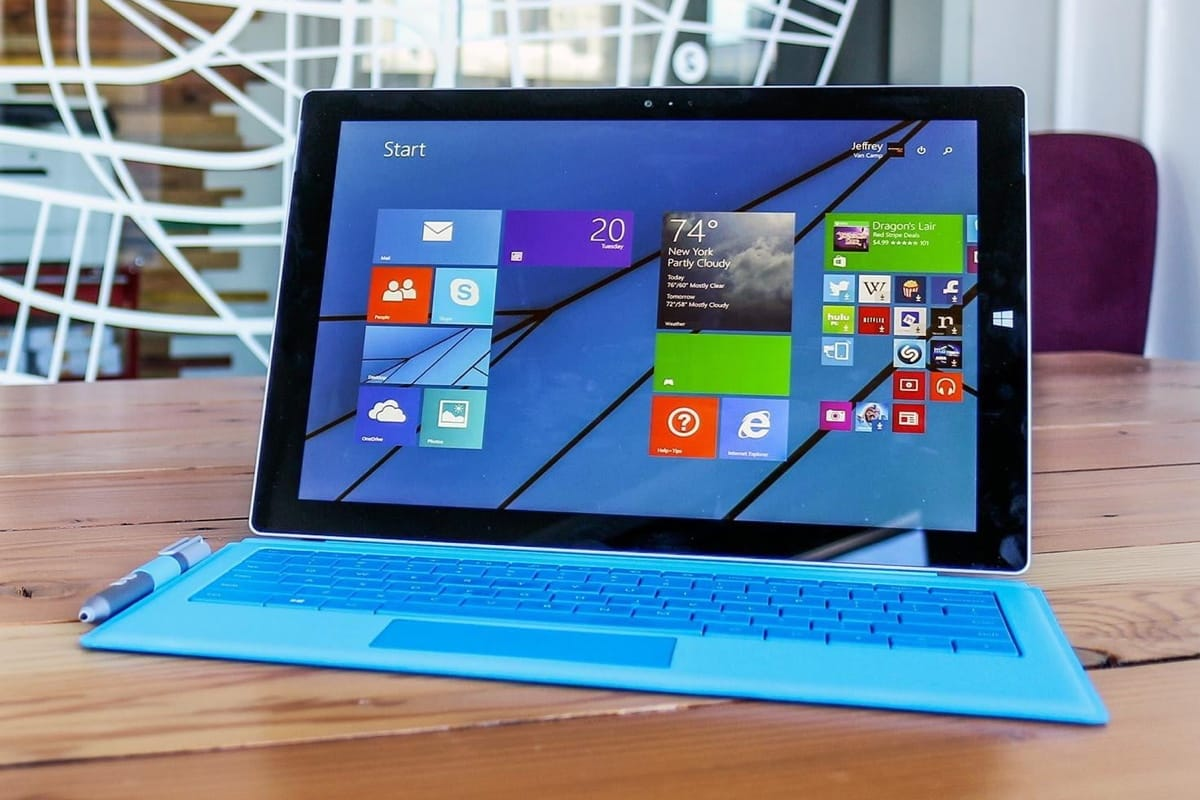 Microsoft Surface Mini – настоящий «убийца» iPad mini на базе Windows