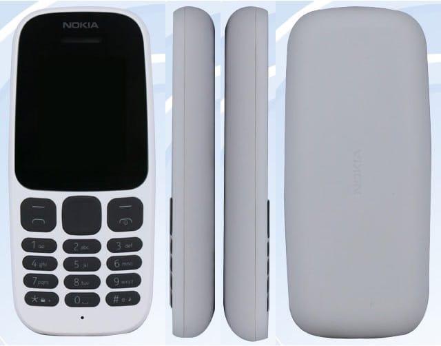 Nokia официально показала Nokia 105 иNokia 130