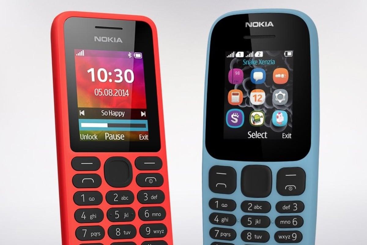 HMD Global представила телефоны нокиа 105 и нокиа 130