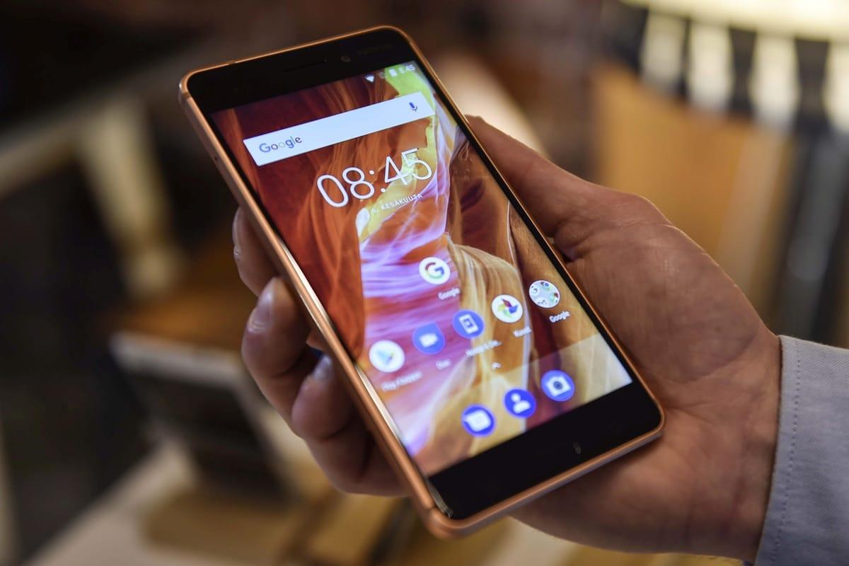 Докатились Nokia в очередной раз опозорилась став еще более китайской