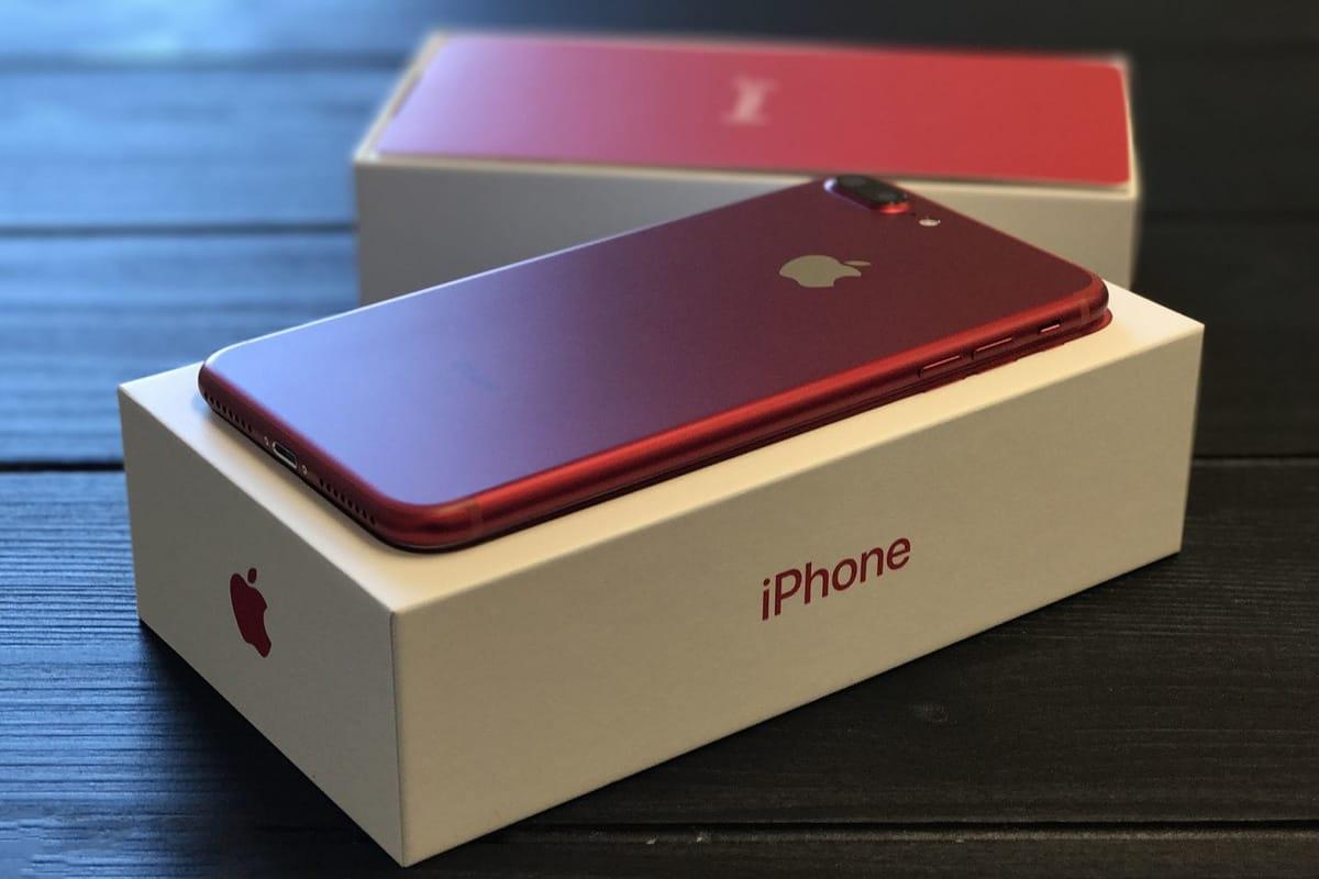 ВСША могут запретить iPhone из-за патентного спора
