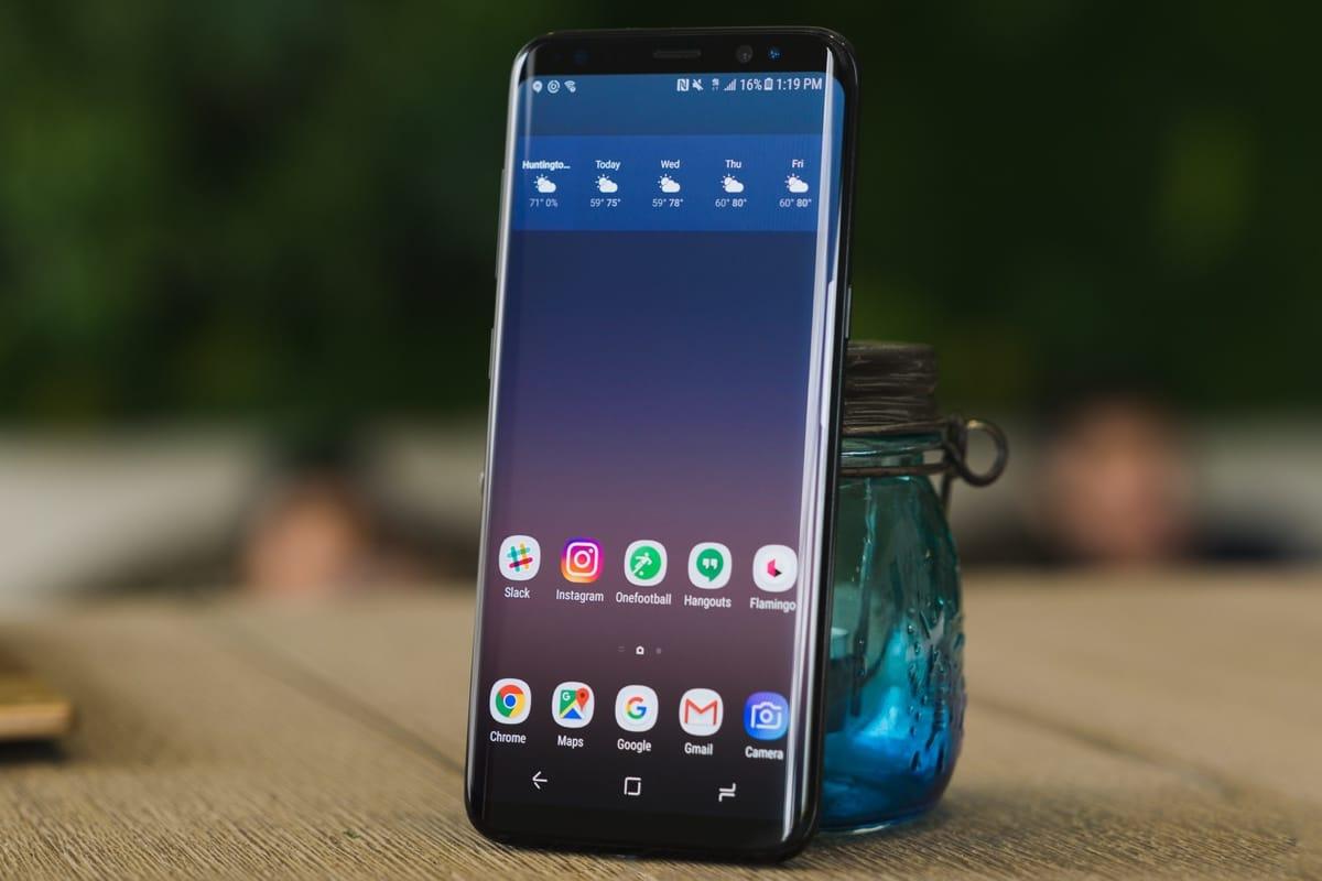 Цвета, в которых можно будет купить Samsung Galaxy Note 8