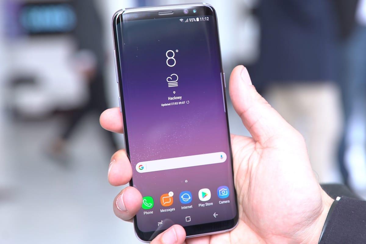 ВСеть утекли характеристики предполагаемых Самсунг Galaxy S9 иS9+