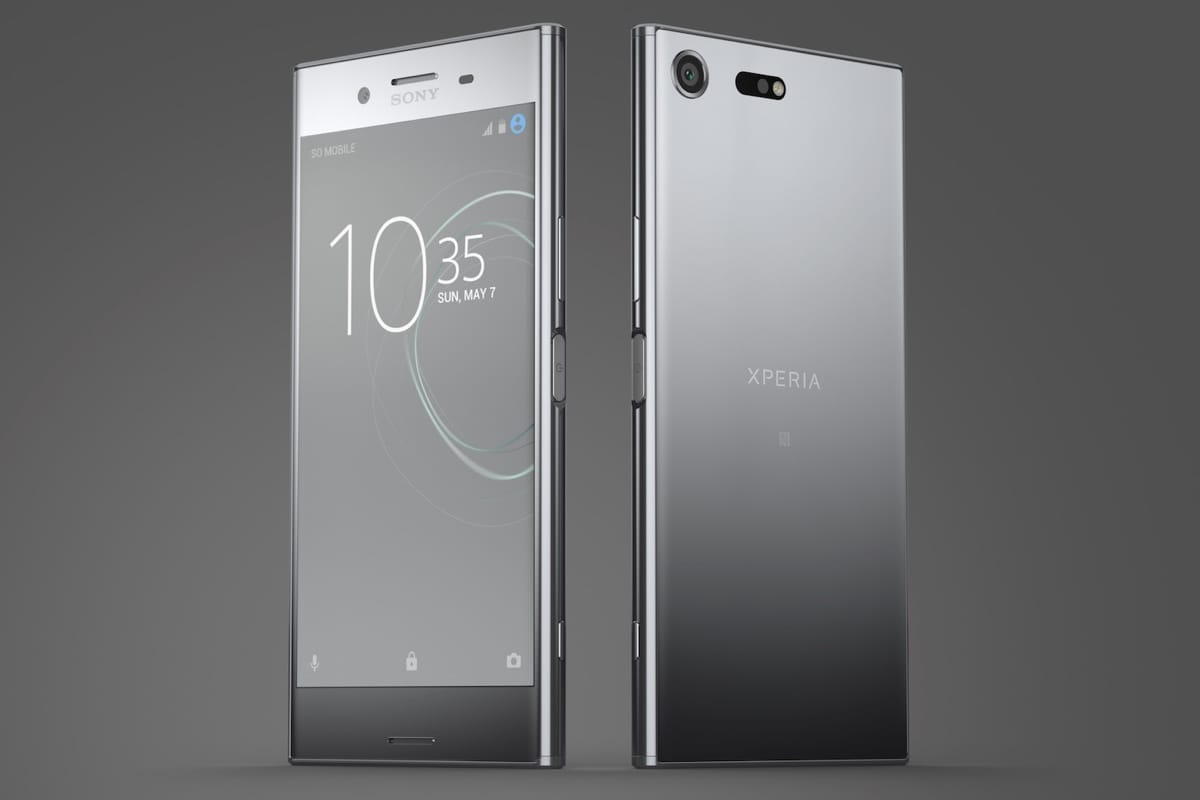 sony xperia xz1 xz1 compact. Black Bedroom Furniture Sets. Home Design Ideas