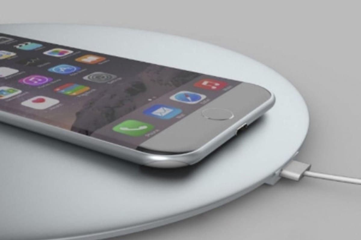 Юзеры раскритиковали беспроводную зарядку для iPhone 8