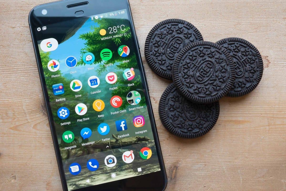Android Oreo 8 0 Look: Владельцы Google Pixel и Pixel XL не могли установить