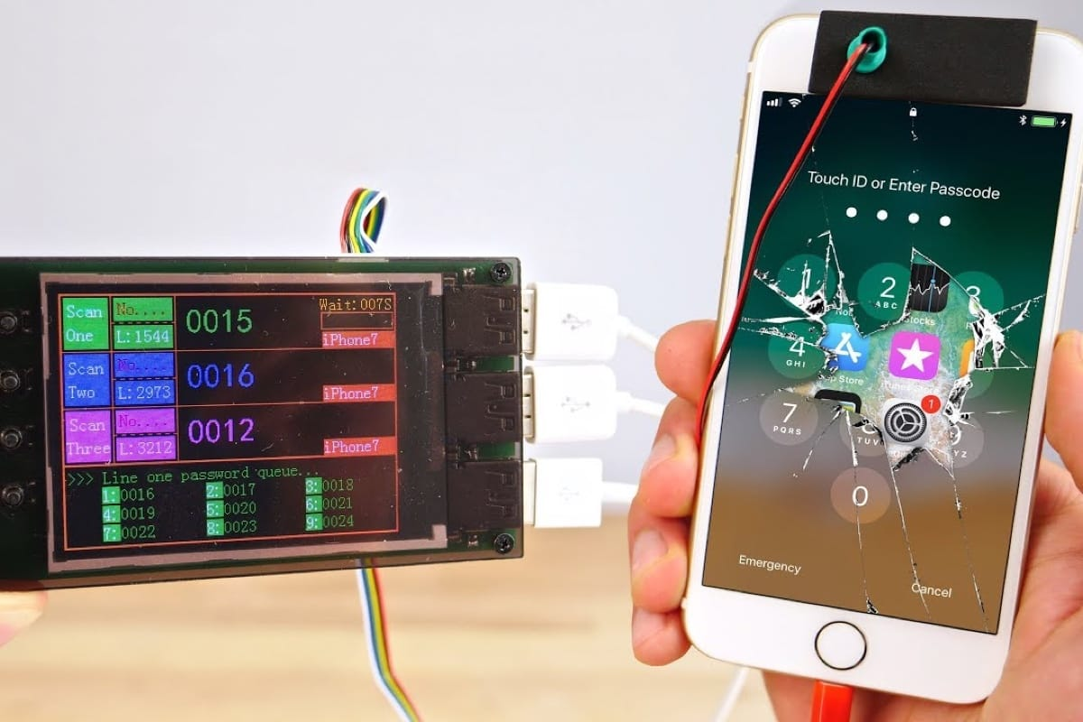 iphone 5 ios 11 hacken