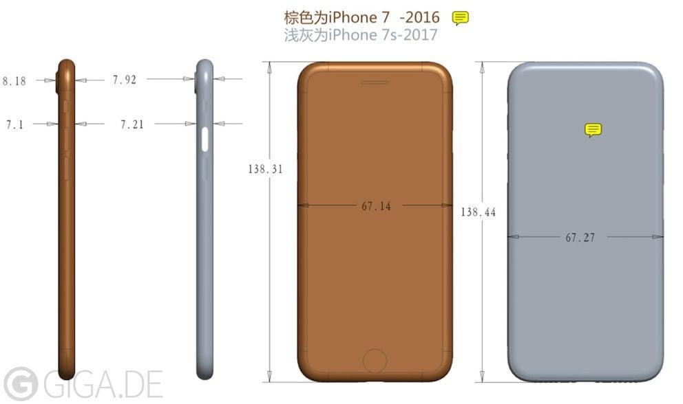 Началось массовое производство iPhone 7s, 7s Plus иiPhone 8