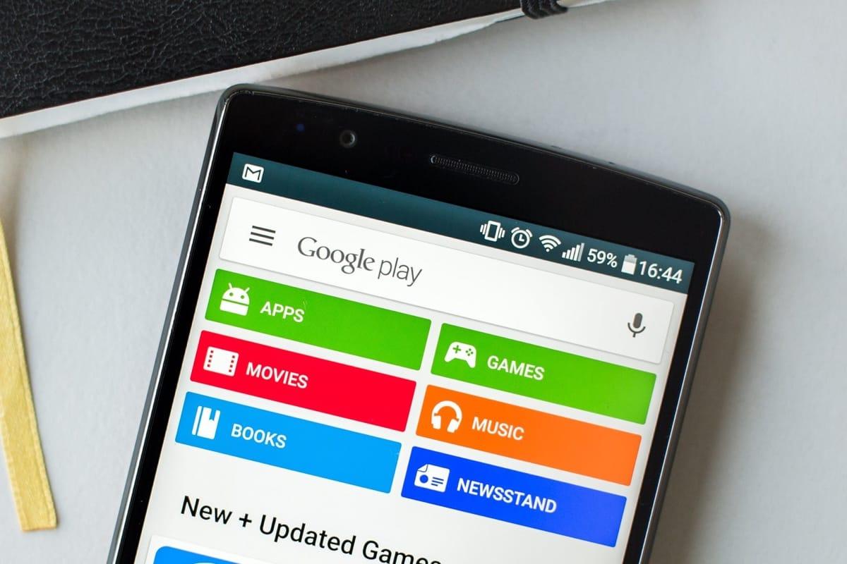 Google изменил правила ранжирования приложений вGoogle Play