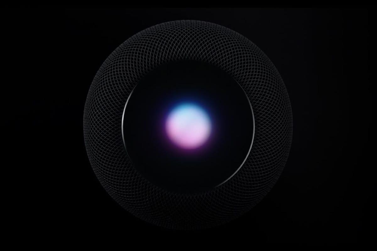 Смарт-колонка Apple HomePod получит экран 272 x340