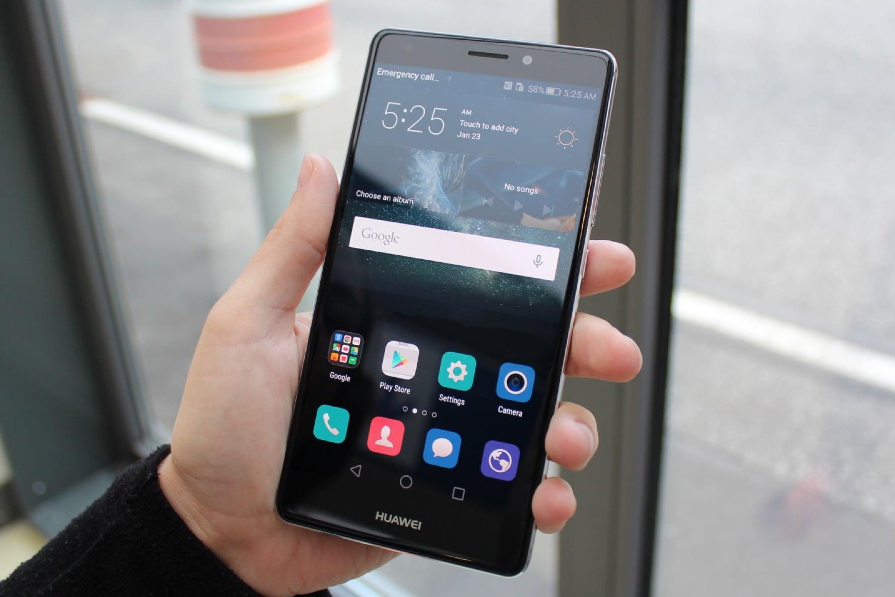 Huawei начала производство 10-нм чипа Kirin 970