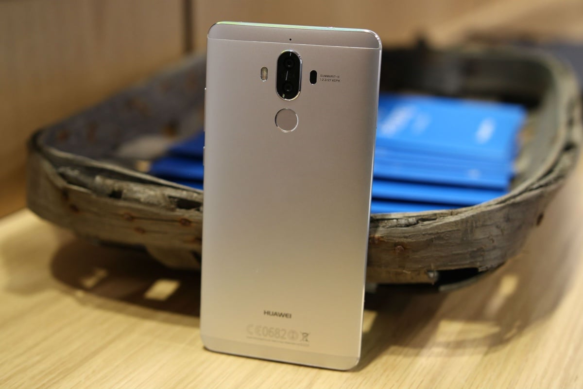 Huawei приготовил серьезного конкурента для iPhone 8