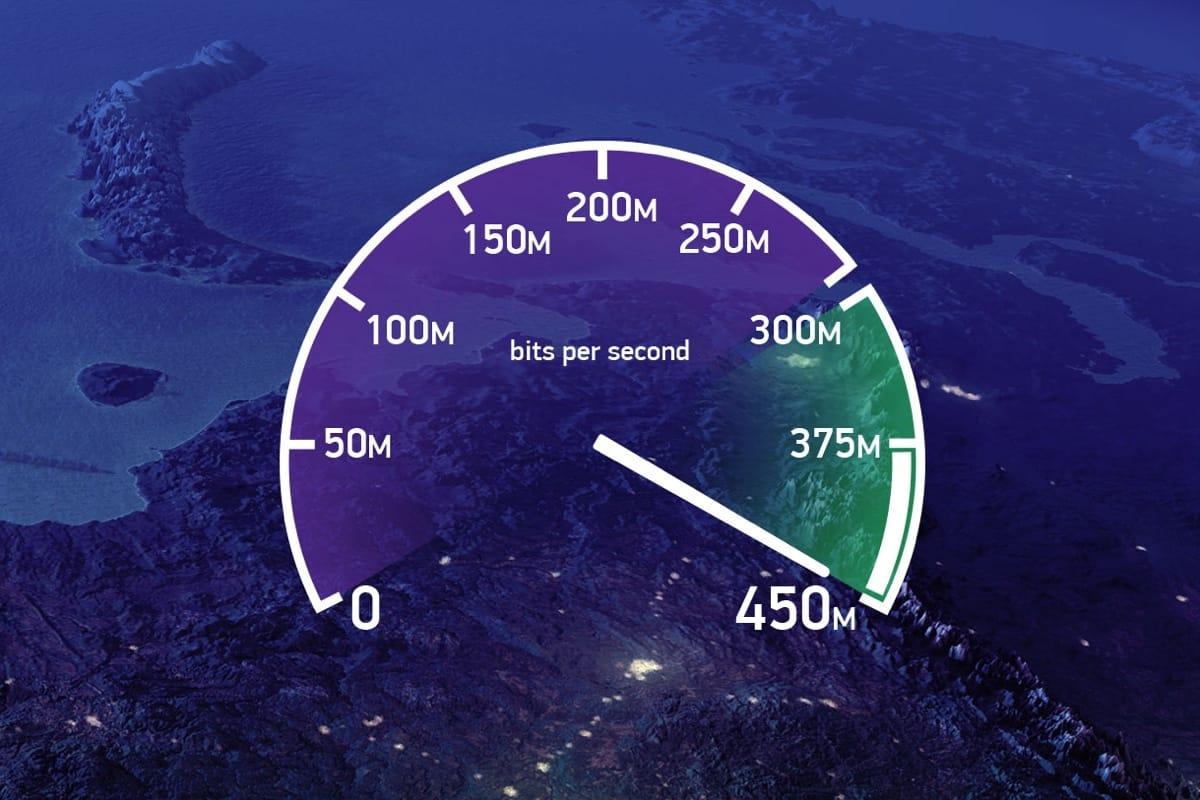 «Мегафон» запустил технологию срекордной скоростью передачи данных