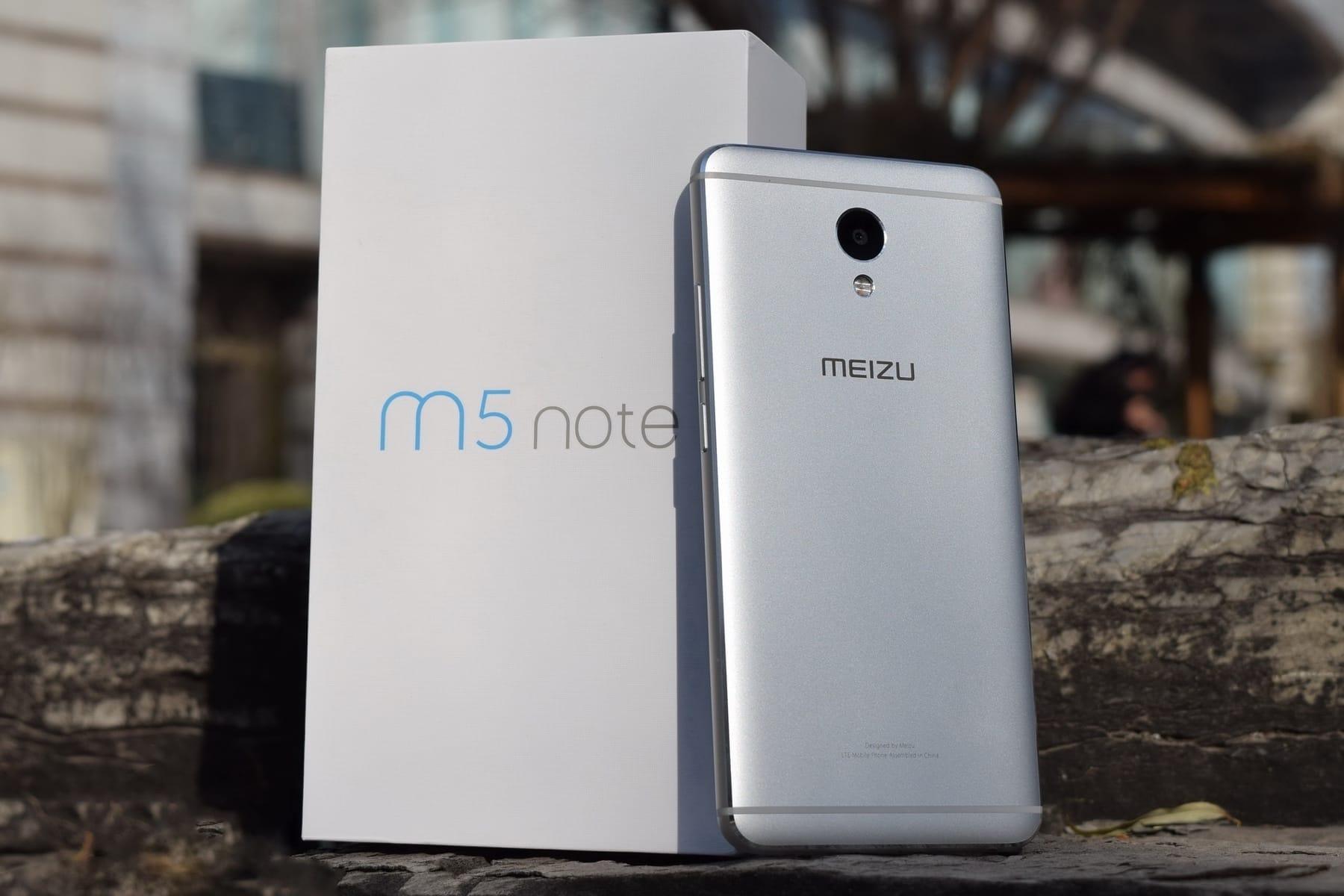 Цена телефона Meizu M5 Note резко упала в РФ