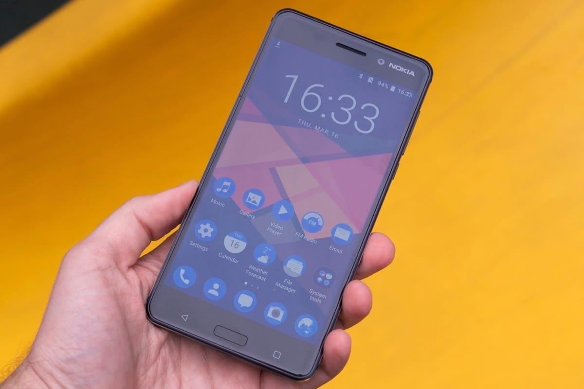 Нокиа 8 будет первым телефоном с андроид 8.0.0
