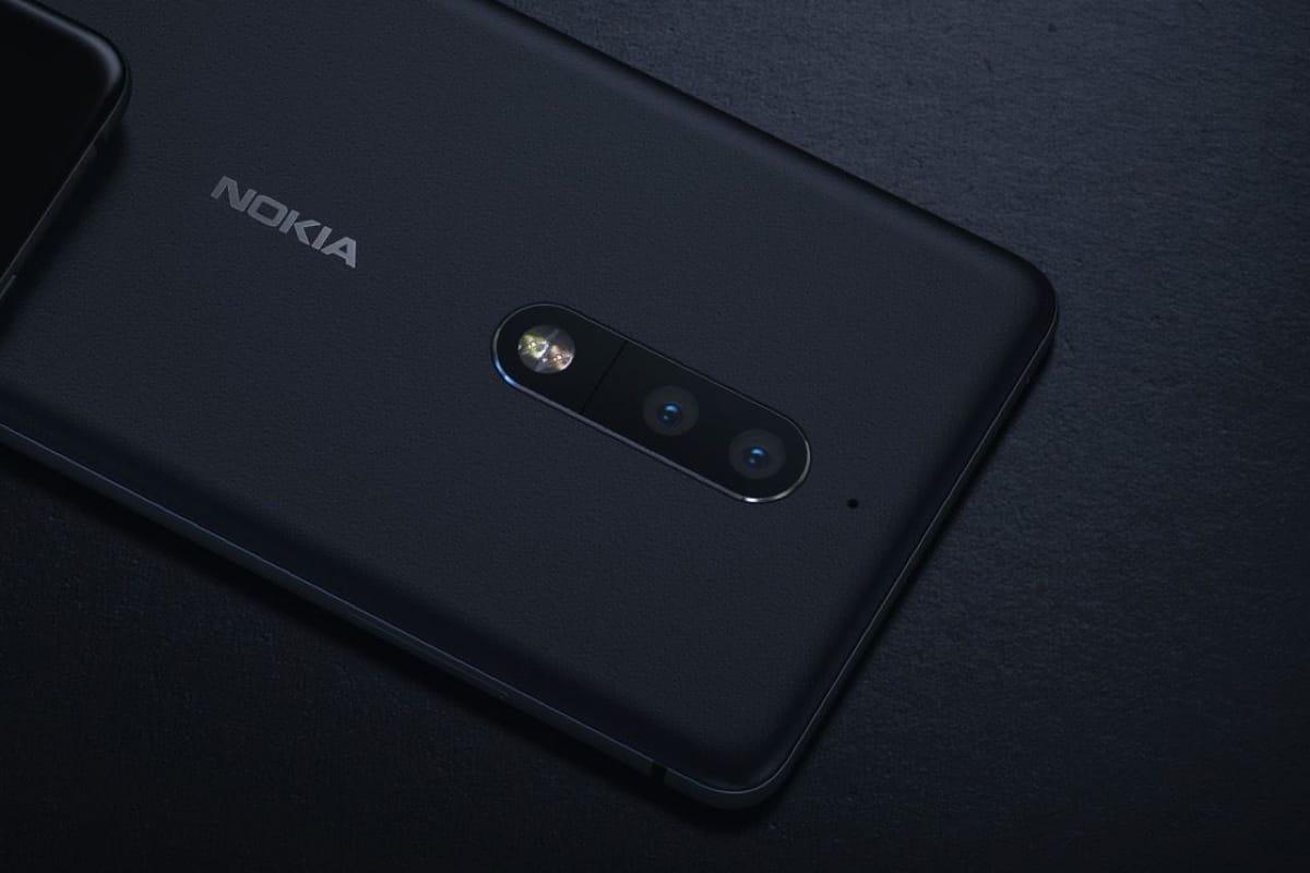 Нокиа  8 может быть первым телефоном  с андроид  8.0