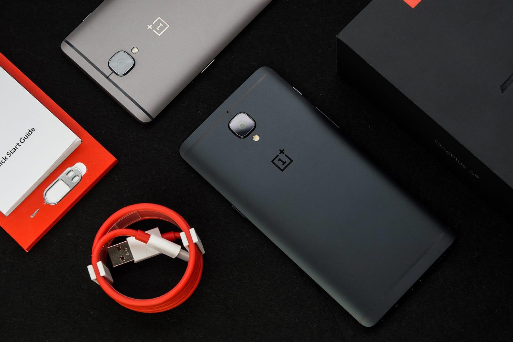 Андроид  8.0 будет  последним обновлением для OnePlus 3 и3T