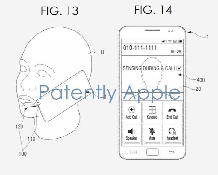 Самсунг запатентовала смартфон салкотестером имикрофоном встилусе