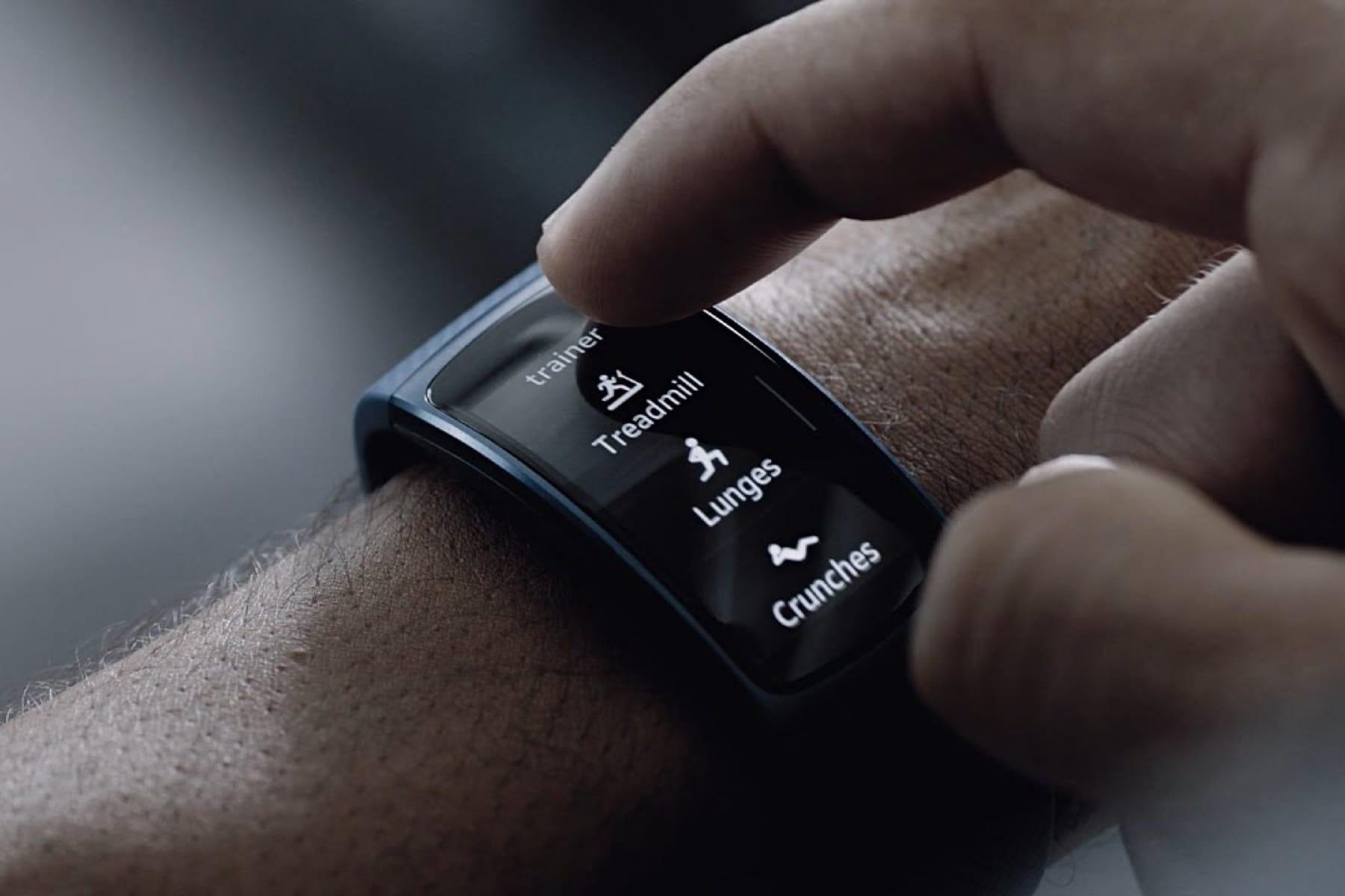 Анонс нового фитнес-трекера Gear Fit 2 предполагается 23августа