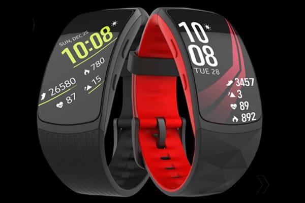 Рассекречены возможности фитнес-браслета Самсунг Gear Fit 2 Pro