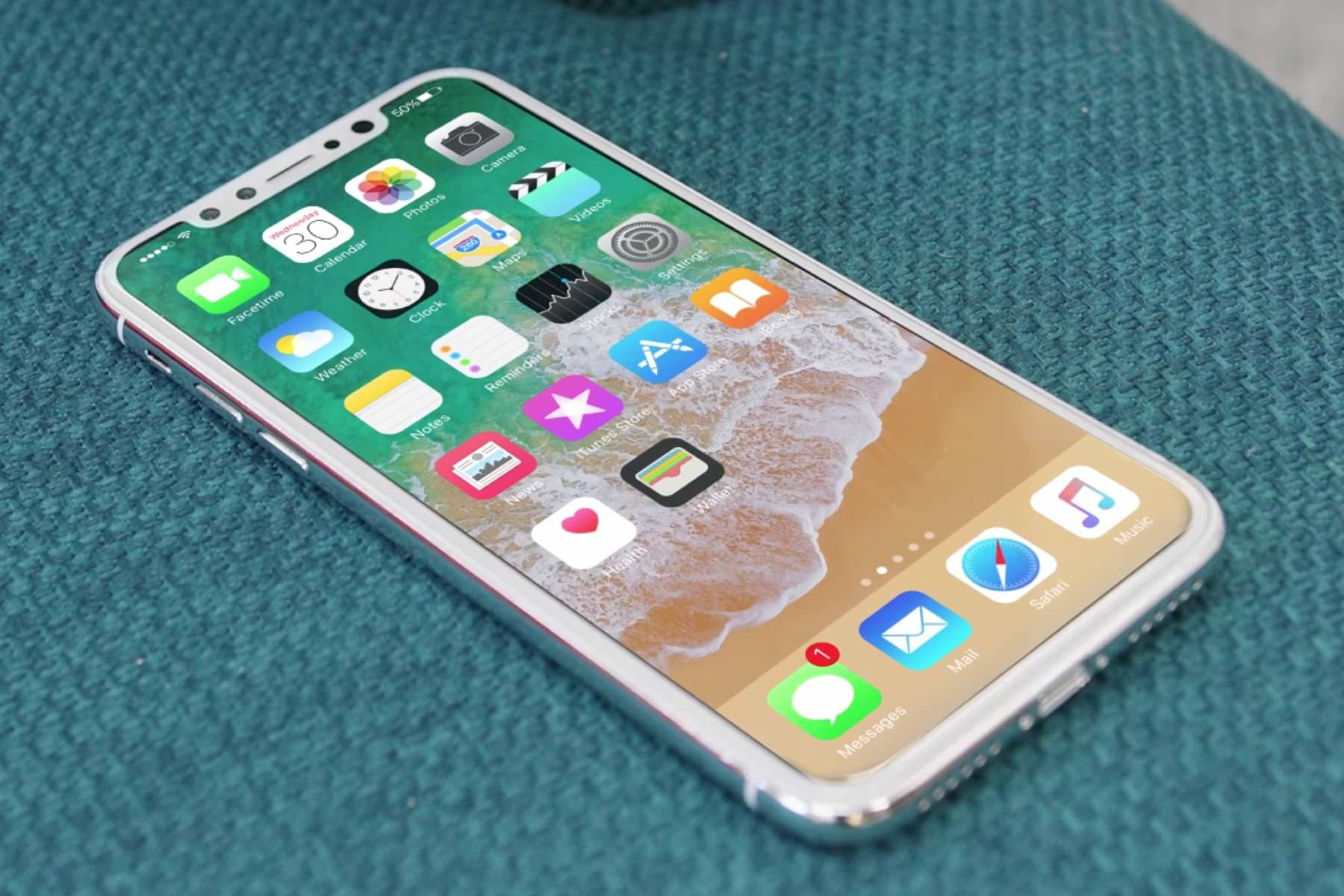 Смартфон iPhone 8 может стать самым дорогим в истории Apple 1