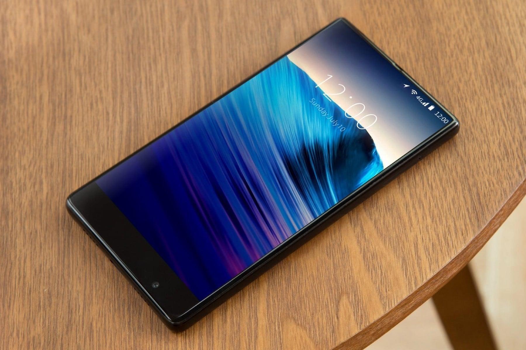UMIDIGI объявила остарте продаж безрамочного телефона Crystal
