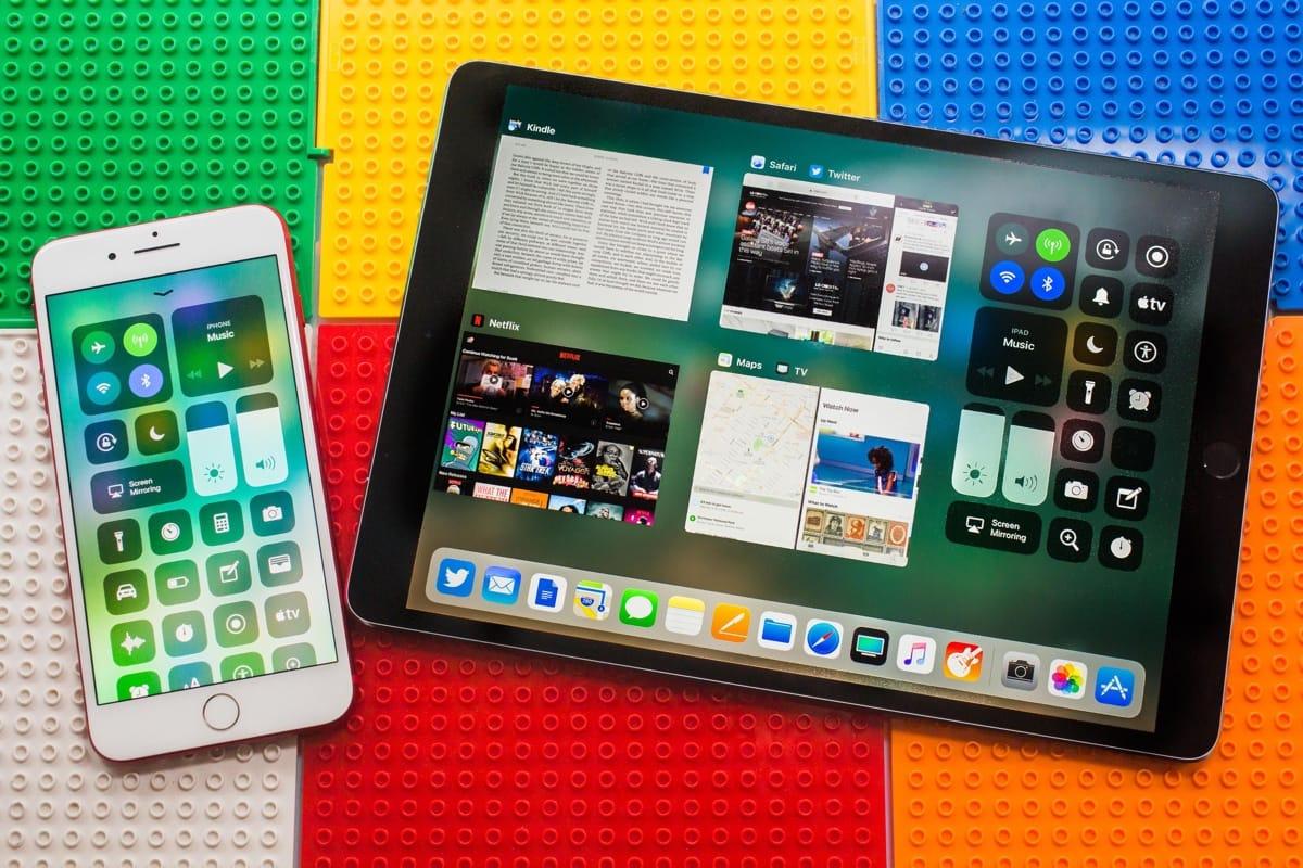 Скачать iOS 11 Beta 5 для iPhone iPad и iPod Touch