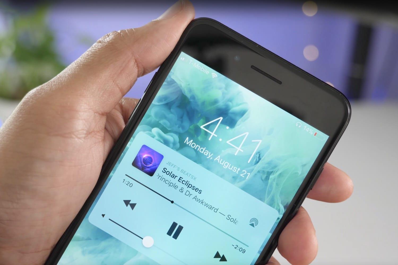 Найденное наiOS 11 видео демонстрирует новый жест для открытия переключателя приложений