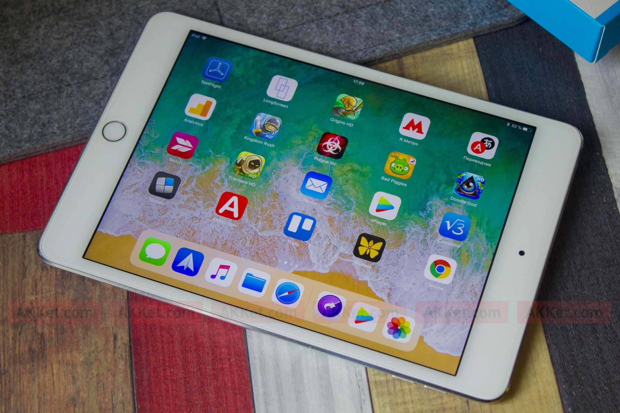 Вбета-версии iOS 11 отыскали новые жесты многозадачности для iPhone 8