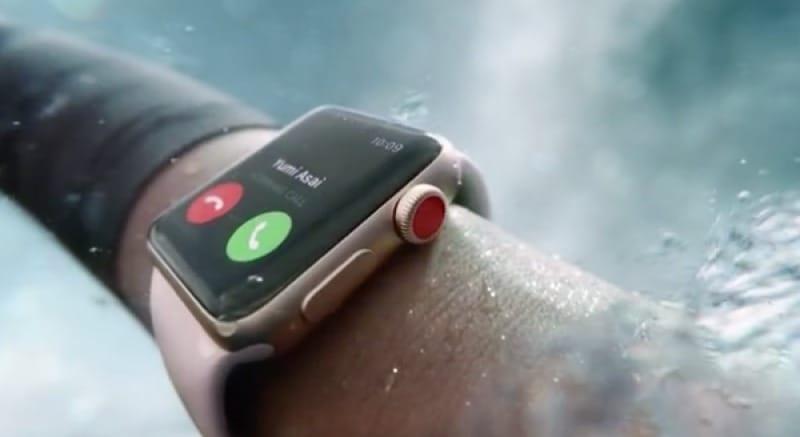 Объявлена русская  цена наApple Watch Series 3