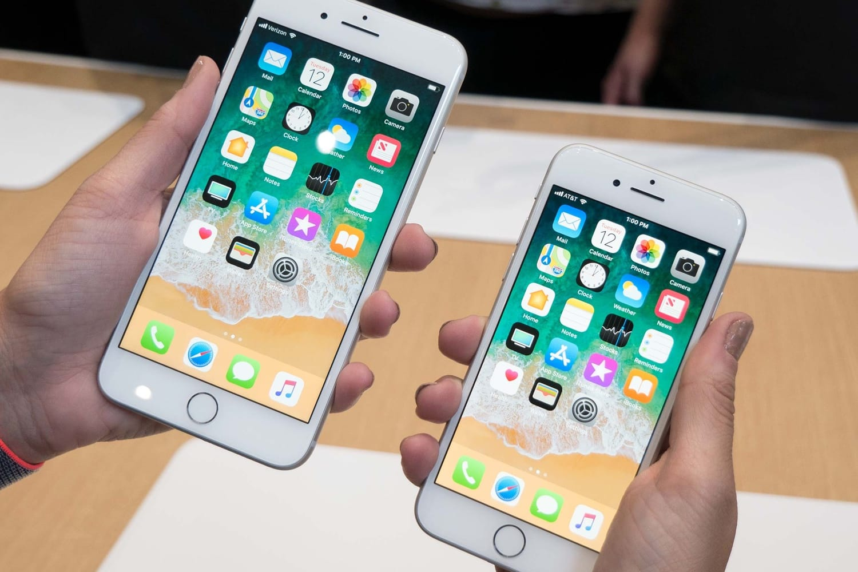 Apple начала собирать предварительные заказы на iPhone 8 и iPhone 8 Plus