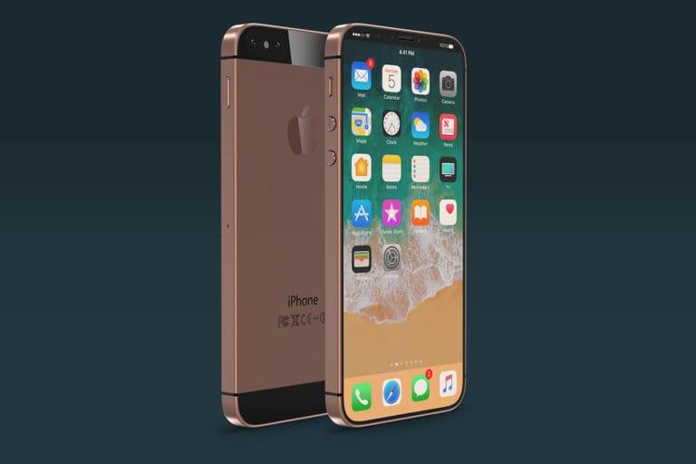 Каким будет новый iphone 2018