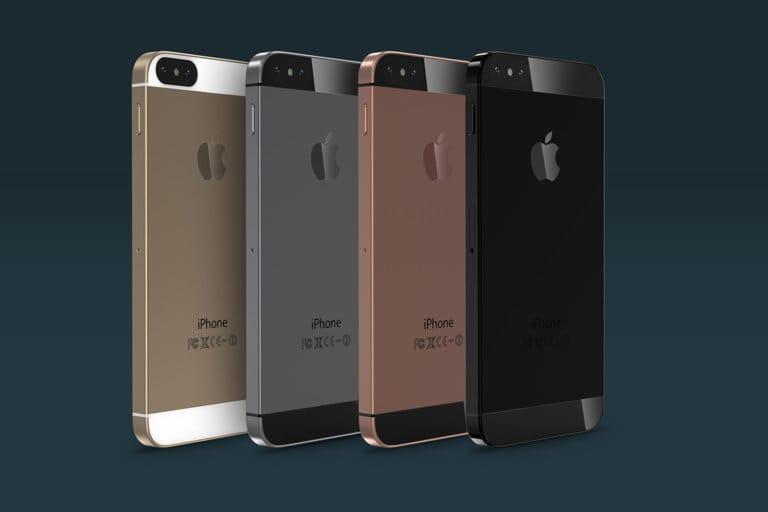Безупречный IPhone SE с безрамочным экраном, который