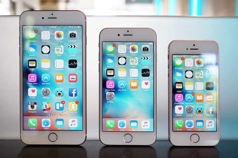 Новые iPhone получат остальные наименования