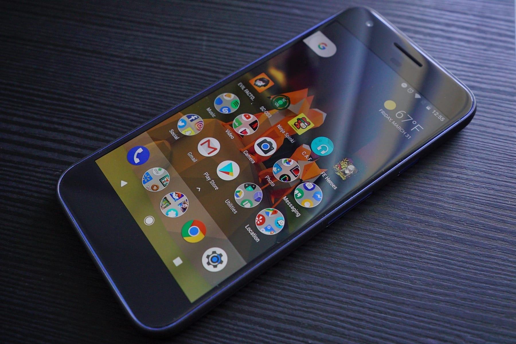 HTC завтра объявит опродаже части своего бизнеса Google— Слухи