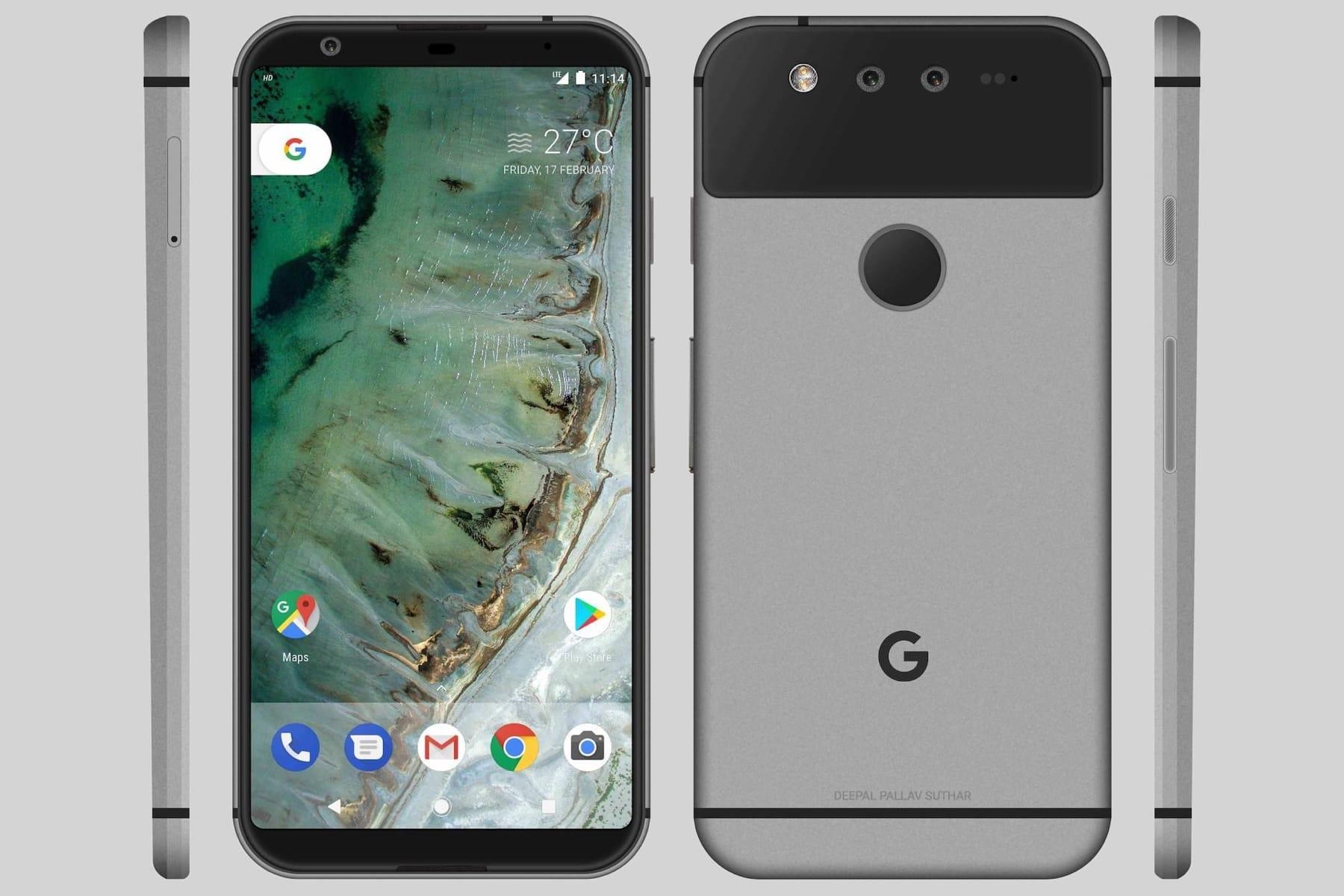 Google купил уHTC подразделение посозданию телефонов