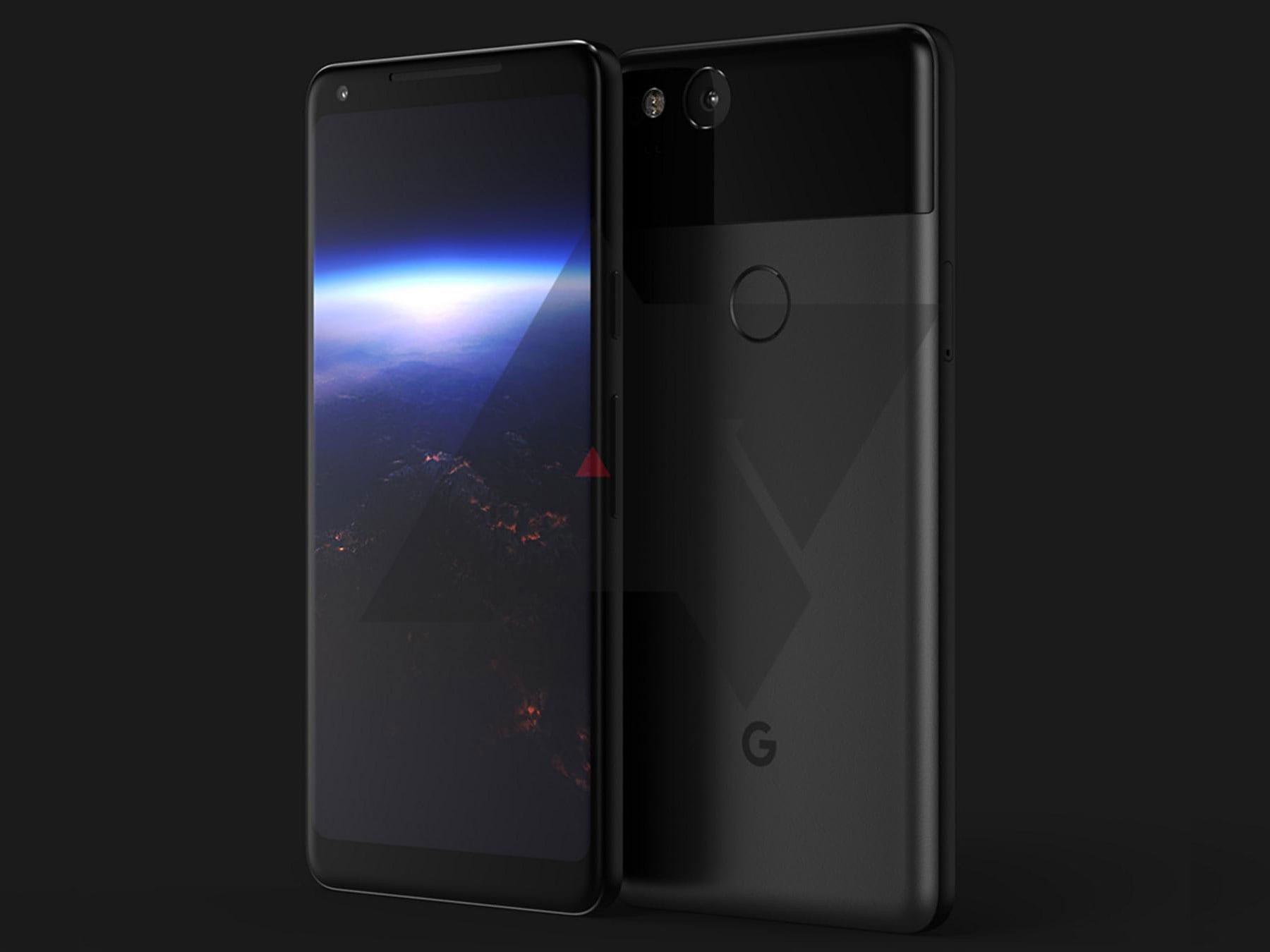 Google Pixel 2 и2XL— известны цены