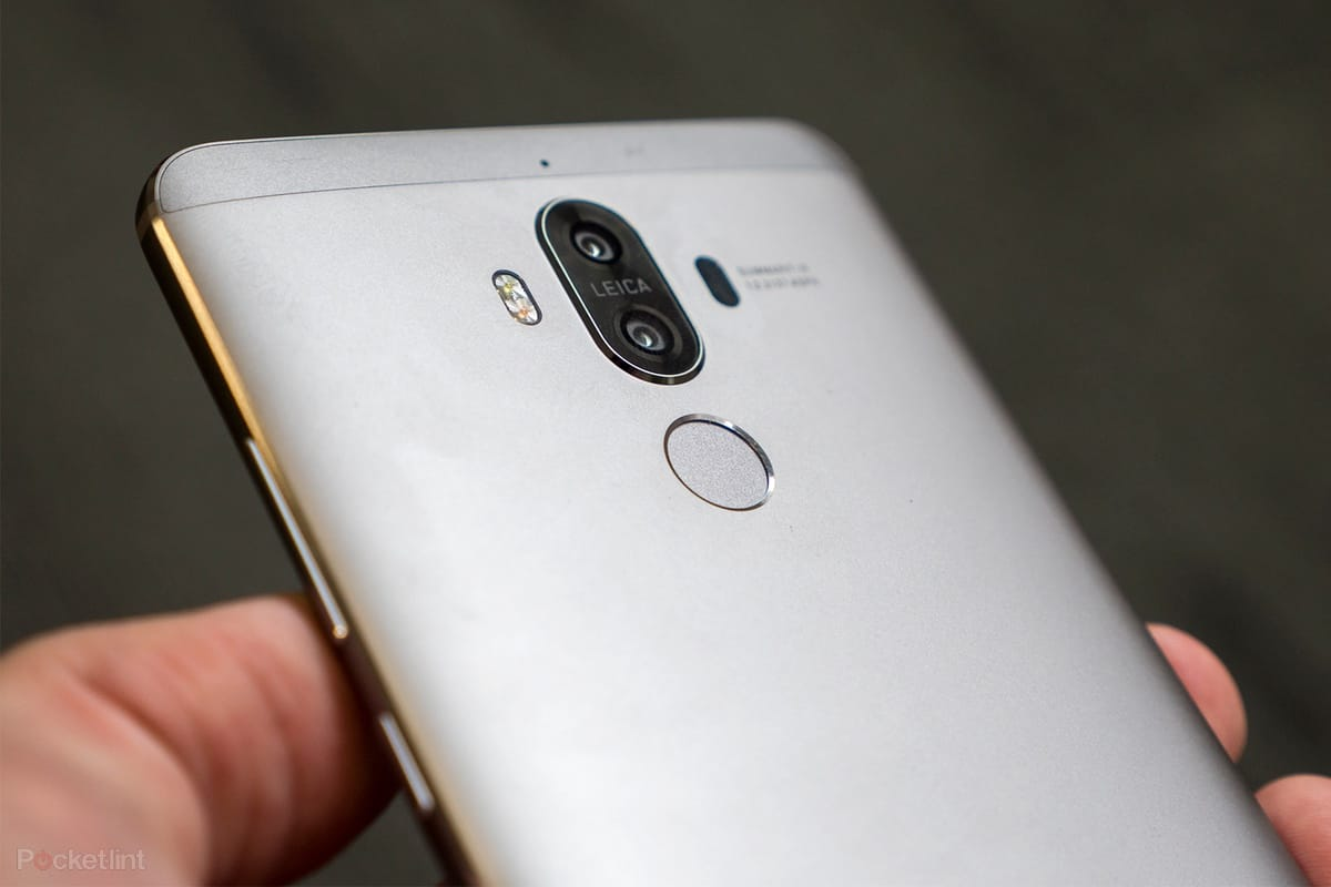 Дешевый безрамочный Huawei G10 с 2-мя двойными камерами наживых фотографиях