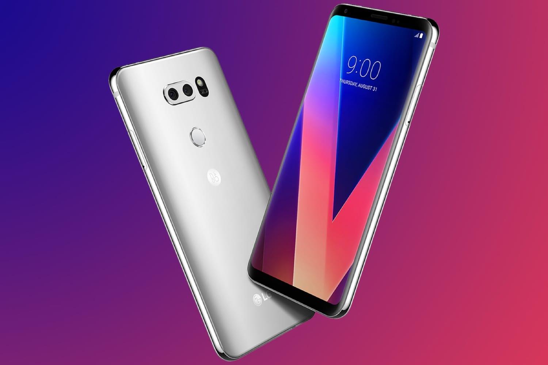 LG: стала известна стоимость телефонов V30 иV30+