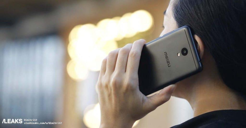 Meizu выпустила псевдометаллический M6 за11 тыс. руб.