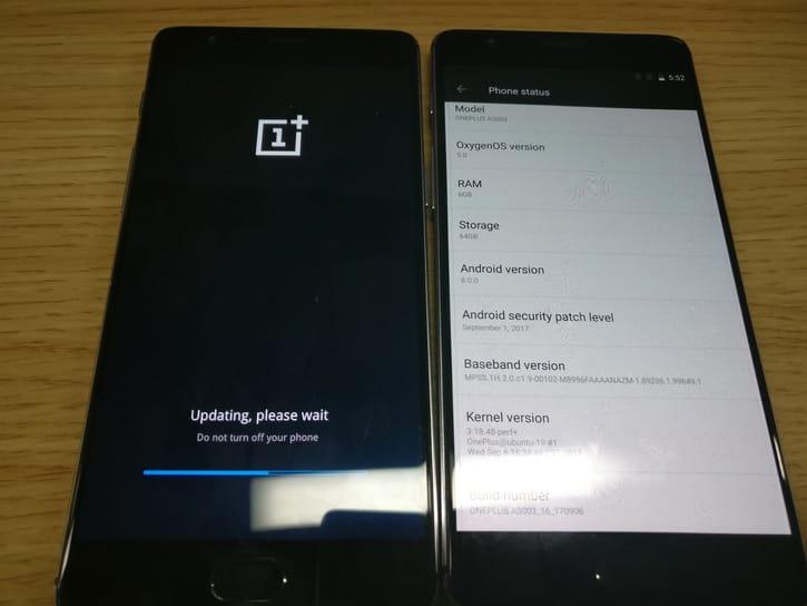Самсунг начала разработку прошивки андроид 8.0 для S8